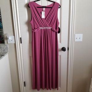 Volume One (Fashion Bug) maxi dress